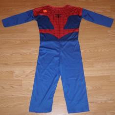 Costum carnaval serbare spiderman pentru copii de 4-5 ani, Din imagine