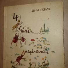 4 gaze nazdravane an 1944/desene Siorin Ionescu /69pagini- Elena Farago