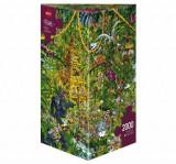 Cumpara ieftin Puzzle Heye Deep Jungle, 2000 piese