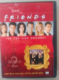 Friends - 3 DVD - Cele mai bune episoade din sezoanele 2,3 si 4, Comedie, Engleza