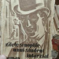 Zilele si noptile unui student intarziat – Gib. I. Mihaescu