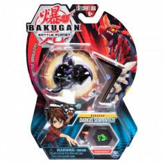 Figurina Bakugan Battle Planet, 8D Leviathan Black, 20107949