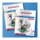 Geografie. Manual pentru clasa a IV-a, semestrul I si semestrul II. Contine editia digitala - Stefan Pacearca, Manuela Popescu, Clasa 4