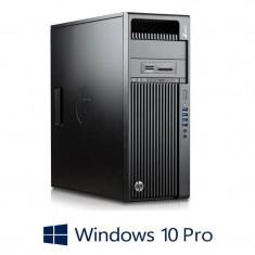 Workstation Refurbished HP Z440, E5-2620 v3, nVIDIA Quadro 4000, Win 10 Pro