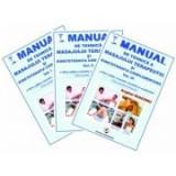 Manual de tehnica a masajului terapeutic si kinetoterapia complementara. Volumele I, II si III (Anghel Diaconu)