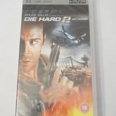 Film UMD Sony PSP Playstation - Bruce Willis Die Hard 2 Die Harder - sigilat