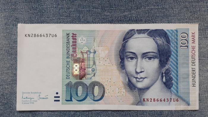 100 Mark 1996 Germania RFG, marci germane (2)