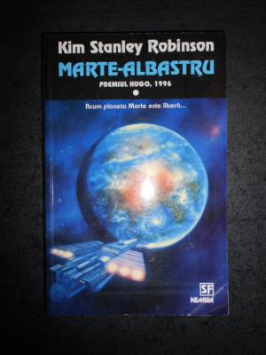KIM STANLEY ROBINSON - MARTE ALBASTRU volumul 1 foto