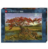 Cumpara ieftin Puzzle Heye Strontium Tree, 1000 piese