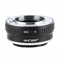 K&F Concept EXA-NEX adaptor montura Exakta la Sony E-Mount (NEX/Alpha) KF06.336