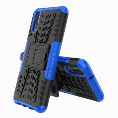 Carcasa protectie spate anti alunecare pentru Huawei P20