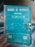 Cumpara ieftin Manual de reparatii MR 150 Dacia 1981