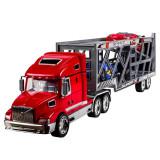 Camion tip transportor Superior, 3 masini incluse, 3 ani+, Oem