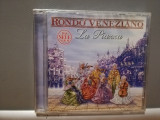 RONDO VENEZIANO - LA PIAZZA (2002/BMG/GERMANY) - CD ORIGINAL/Sigilat/Nou