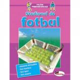 Stadionul de fotbal - Jucarii tridimensionale