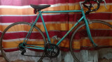 Bicicleta cursiera semicursiera vintage Peugeot Helium