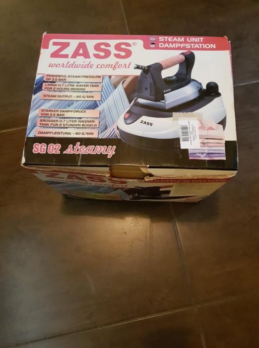 vand statie de calcat Zass;