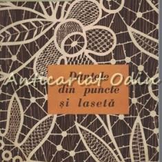Dantele Din Puncte Si Laseta - Ecaterina Tomida