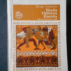 GEORGE ANDREESCU - ILIADA, ODISEEA, ENEIDA
