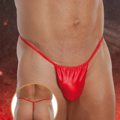 Tanga barbati - Rosu - S/L