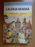 z1 Laleaua neagra - Alexandre Dumas (cartonta, cu ilustratii)