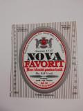 Etichetwe ber - NOVA FAVORIT - Oradea .