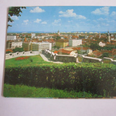 Carte postala - Cluj Napoca (vedere), Necirculata, Fotografie