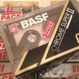 Casete audio sigilate BASF Chrome Super II 60