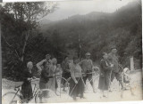 A982 Excursie cu biciclete 1933 poza romaneasca