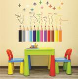 Sticker educativ pentru copii - Invatam culorile