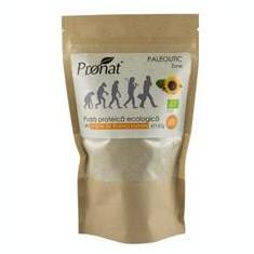 Pudra Proteica Bio din Seminte de Floarea Soarelui Pronat 150gr Cod: PRN1654.Z150