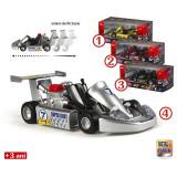 Go Cart diecast 4 modele