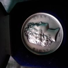 Medalie argint 999 silva carmen