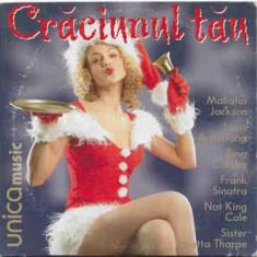 CD Crăciunul Tau , original