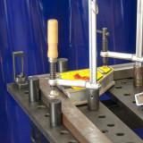 Coltar Magnetic cu Buton Adjust-O™   Forta 35 kg   Unghi 45°/90°   Strong Hand Tools – USA   MSA47