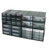 DULAP PLASTIC DIVERSIFICAT 230X125X140MM / 2 SERTARE