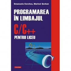 Programarea in C++ vol I, Emanuela Cerchez