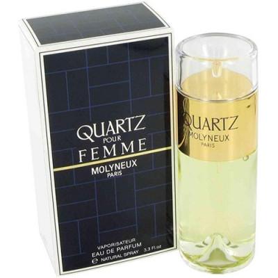 Quartz Pour Femme Apa de parfum Femei 100 ml foto