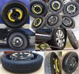 Roata rezerva Slim Mercedes – Jante / Anvelope / Roti pentru orice model