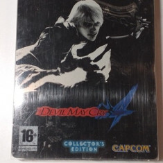 Joc XBOX 360 Devil May Cry 4 - Collector's Edition