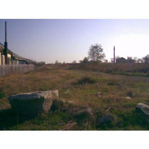 Intravilan agricol Ilfov,com. Petrachioaia,20 km de Buc, 6.528 mp, bun pt orice!