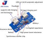 Cumpara ieftin Sursa 5V 2A Step Up Boost 2A Dual USB Output 1A input