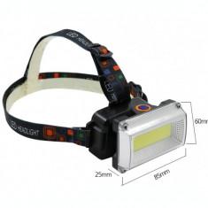 Lanterna De Cap MRG RGB MLL-6653B Lumina Alba Rosu Verde C265