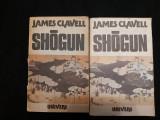 Shogun - James Clavell ( 2 volume )
