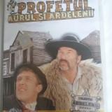 PROFETUL, AURUL SI ARDELENII - FILM DVD, Romana