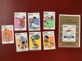 Nicaragua - Timbre sport, jocurile olimpice 1984, nestampilate MNH, Nestampilat