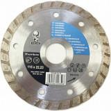 Disc debitat materiale constructie diamantat Atlas Turbo 115x22.23mm