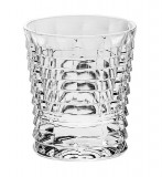 Cumpara ieftin Set 6 pahare whisky Blade cristal Bohemia 300ml COD: 728