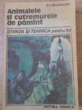 ANIMALELE SI CUTREMURELE DE PAMANT-P.I. MARIKOVSKI, Didactica si Pedagogica
