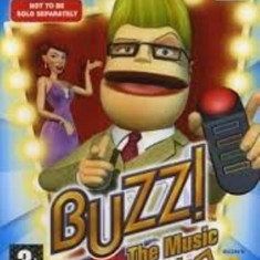 Joc PS2 Buzz - The music quiz